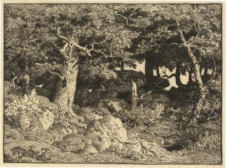 Chenes de Roche (Rock Oaks)