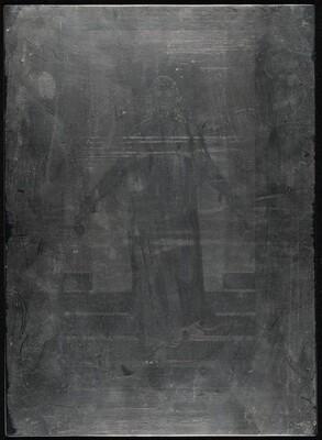 Christ descending into the Grave
