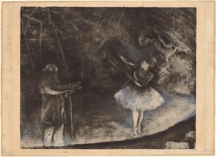 The Ballet Master (Le maître de ballet)