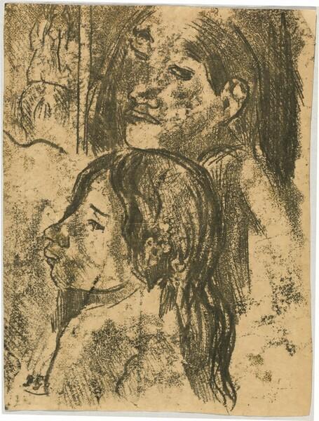 Two Marquesans [recto]
