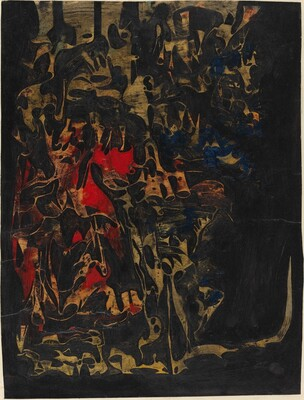 Composition III, Dark