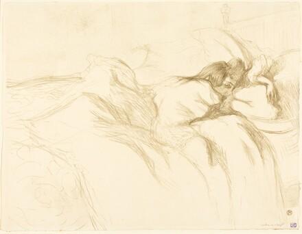 Woman Asleep (Femme couchée)