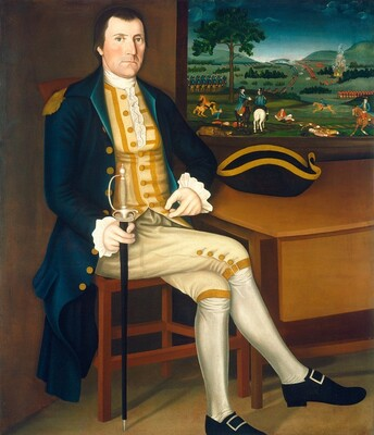 Captain Samuel Chandler