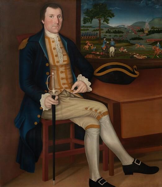 Captain Samuel Chandler