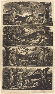 The Pastorals of Virgil