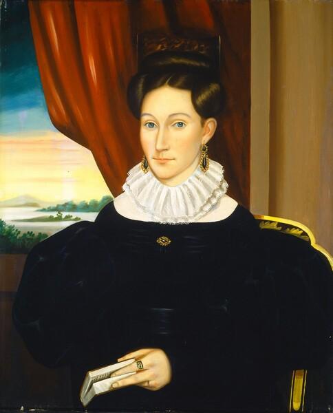 Connecticut Sea Captain's Wife