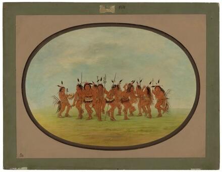 Amusing Dance - Sioux