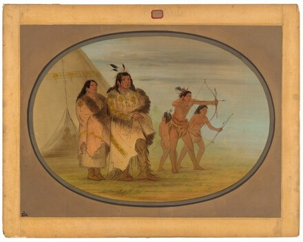 Ojibbeway Indians