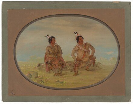 Two Choctaw Indians