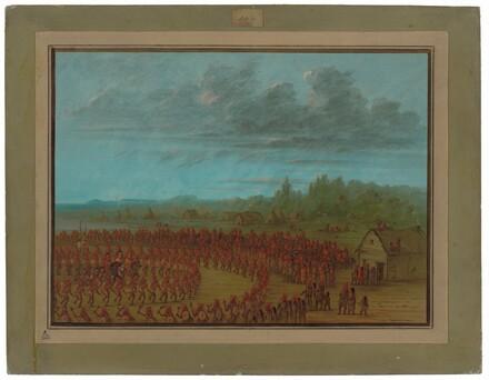 War Dance of the Saukies