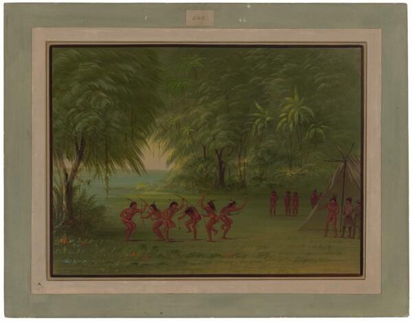 Tapuya Encampment