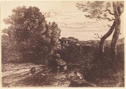 Shepherd's Bath (Le Bain du berger)