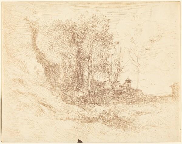 Souvenir of Ostia (Souvenir d'Ostie)