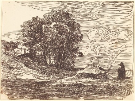 Poet's Dwelling (La Demeure du poete)