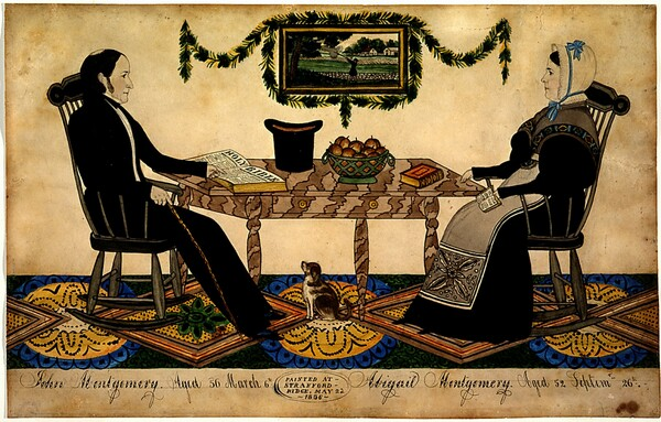 John and Abigail Montgomery