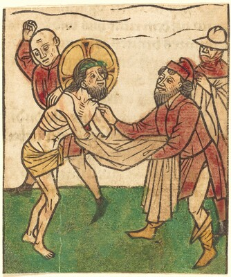 Christ Stripped of His Garment
