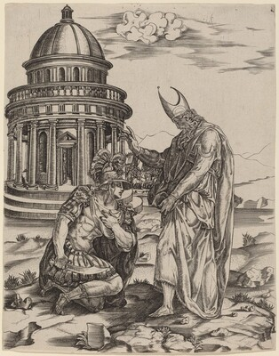 Alexander and the High Priest of Jerusalem