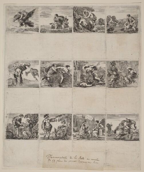 Mythological Playing Cards
