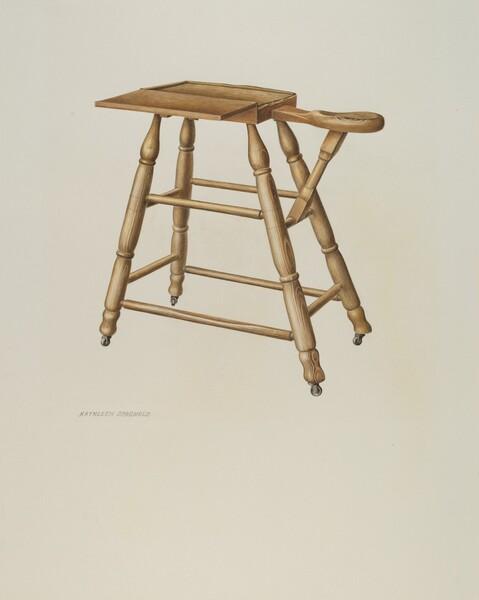 Saddler's Work Bench