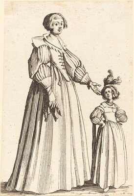 Catherine Kuttinger, Callot's Wife