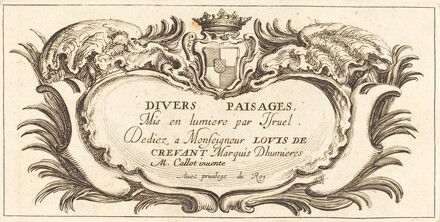 Title Page for Various Landscapes