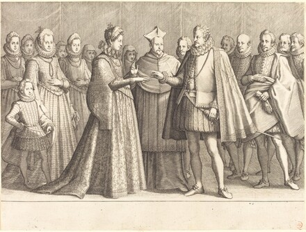 The Marriage of Ferdinando and Christine of Lorraine