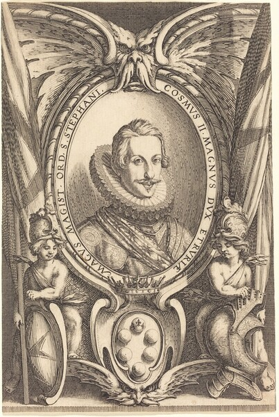 Cosimo II de' Medici, Grand Duke of Tuscany