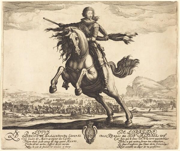 Louis de Lorraine, Prince of Phalsbourg