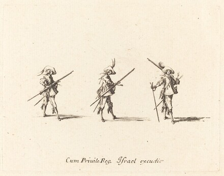Drill with the Musket