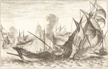 The Second Naval Battle