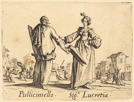 Pulliciniello and Siga. Lucretia