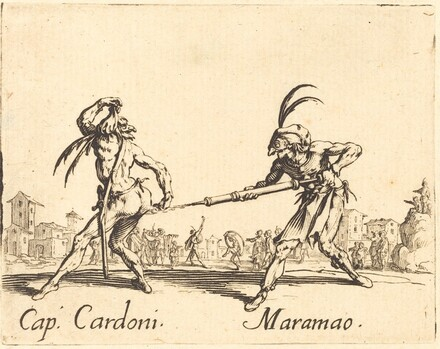 Cap. Cardoni and Maramao
