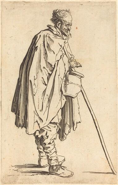 Beggar with Pot