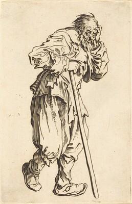 Beggar with a Stick