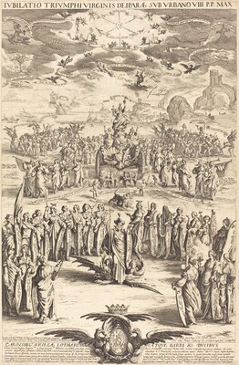 The Triumph of the Virgin