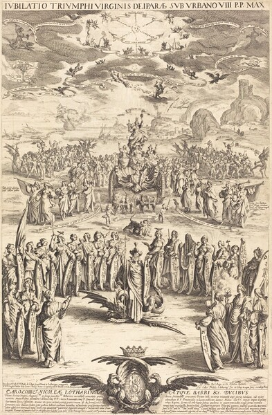 The Triumph of the Virgin