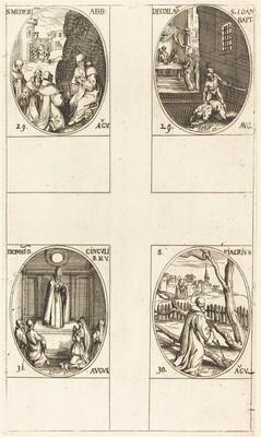 St. Mederic, Abbot; Beheading of John the Baptist; St. Fiacre; Festival of the Virgin