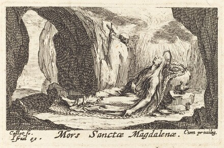 Death of the Magdalene