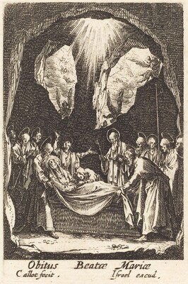 The Burial of the Virgin