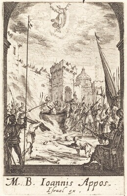 The Martyrdom of Saint John the Evangelist