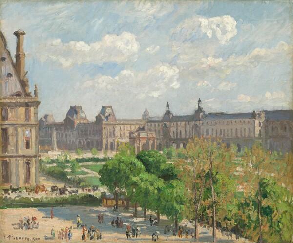 カルーゼル広場、パリ
