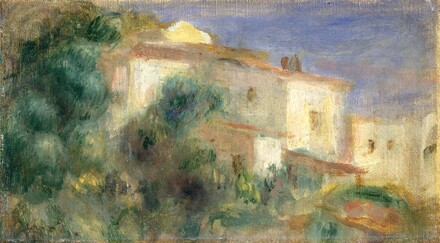 Maison de la Poste, Cagnes