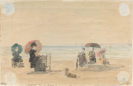 Sun-Shades, Trouville