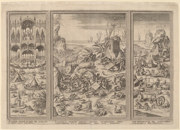 The Last Judgment Triptych