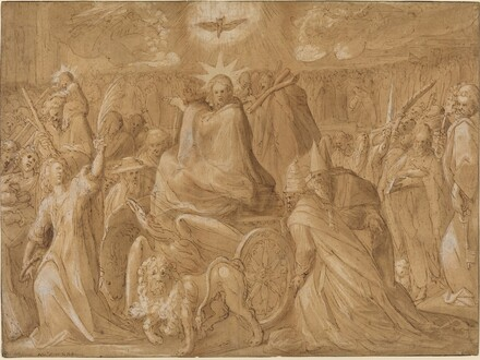 The Triumph of Christ