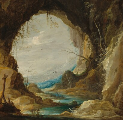 Vista from a Grotto