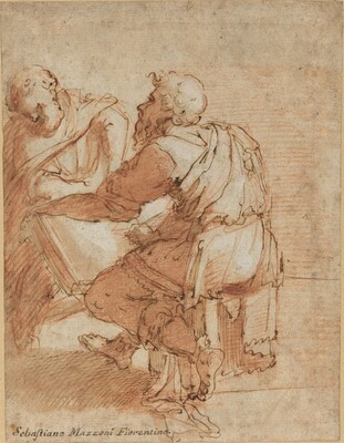 Study for The Four Doctors of the Church