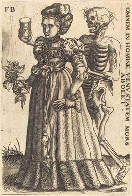Woman and Death