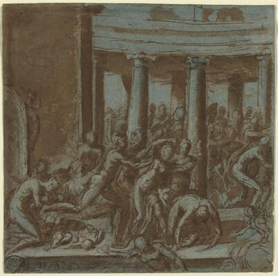 Massacre of the Innocents [recto]