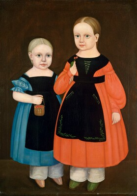 Sisters in Black Aprons